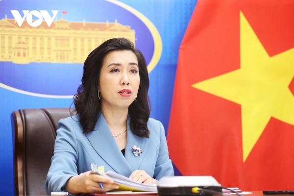 Vietnam asks China to respect sovereignty over Hoang Sa -0