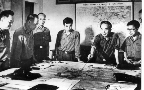 Virtual exhibition spotlights legendary General Vo Nguyen Giap -0