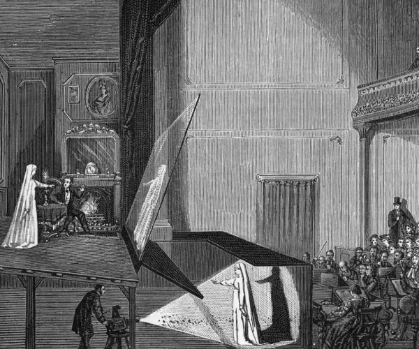 """Bí mật về """"bóng ma trong nhà hát"""" ở Châu Âu thời kỳ khai sáng -0"""