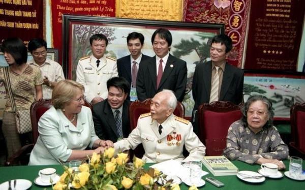 Legendary General Vo Nguyen Giap -0