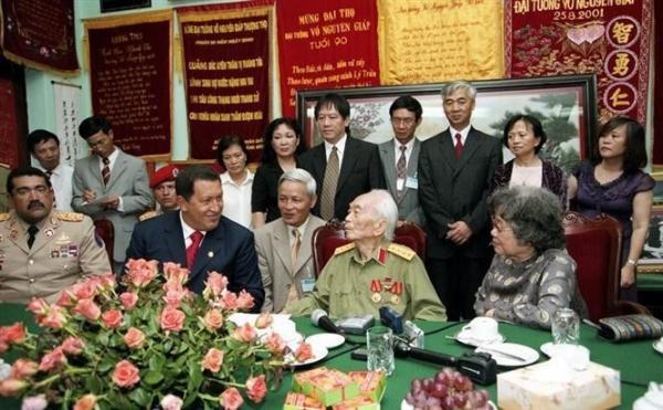 Legendary General Vo Nguyen Giap -1