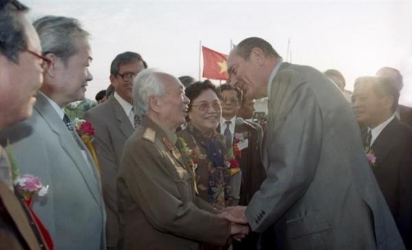 Legendary General Vo Nguyen Giap -3