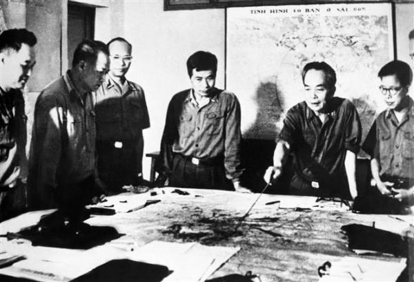 Legendary General Vo Nguyen Giap -4