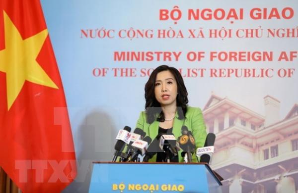 Vietnam resolutely protects sovereignty over Hoang Sa, Truong Sa archipelagoes -0