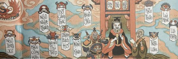 Ngô Nhật Khánh: Gương mặt  qua tô vẽ của thời gian -0