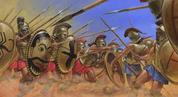 Hy Lạp cổ đã suy tàn như thế nào? -0