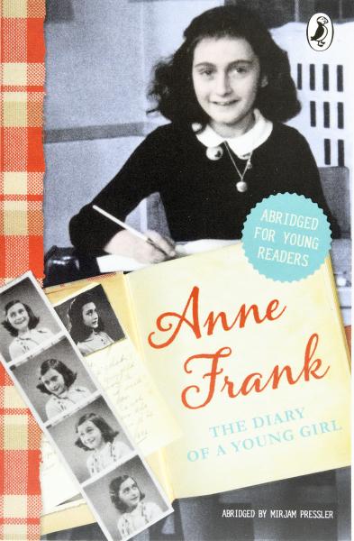 Ai đã sửa nhật ký Anne Frank? -0