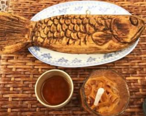 Cá gỗ -0