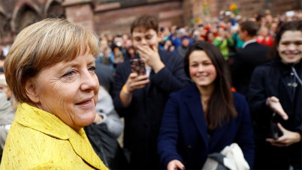 Bầu cử Đức: Khi bà Merkel chuẩn bị rời chính trường -0