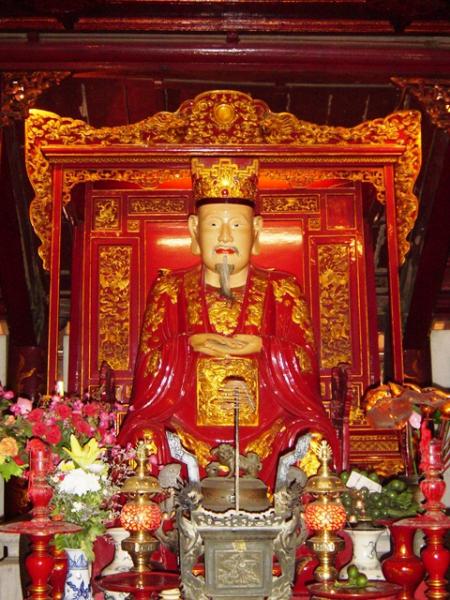 Tản mạn về tín ngưỡng và tam giáo trong văn hóa Đại Việt -0