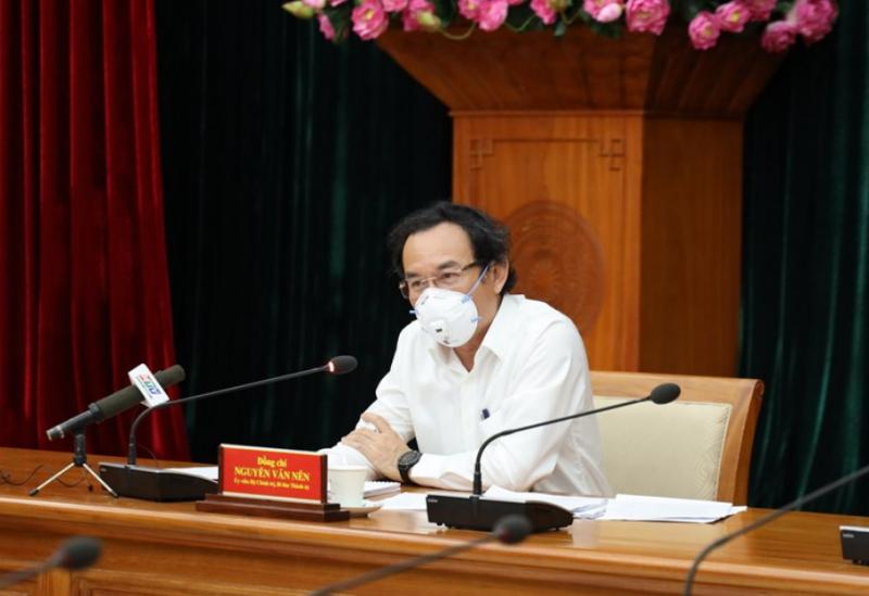 TP Hồ Chí Minh lo cho người chết vì COVID-19 một cách chu đáo -0
