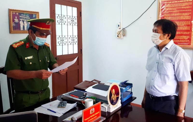 Khởi tố hai Phó Giám đốc Sở và một Phó Cục trưởng ở Phú Yên