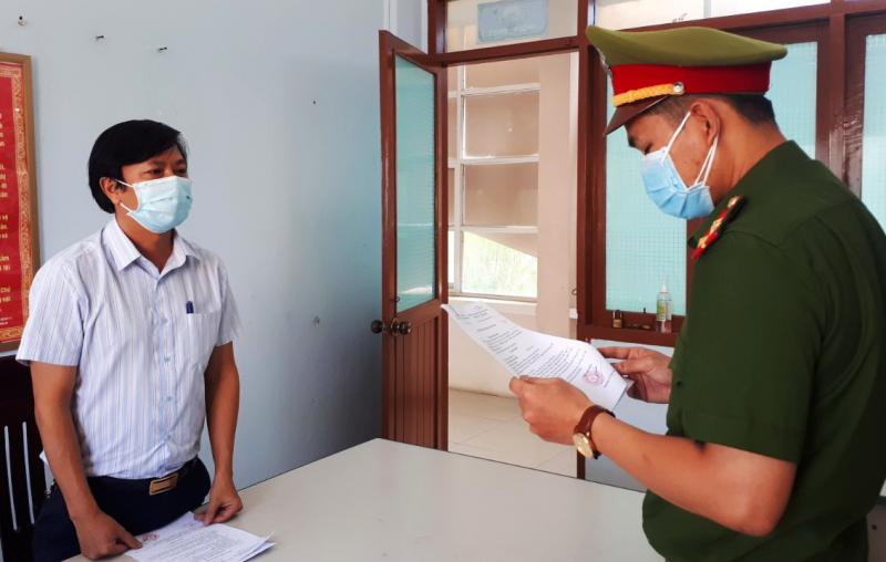 Khởi tố hai Phó Giám đốc Sở và một Phó Cục trưởng ở Phú Yên -1