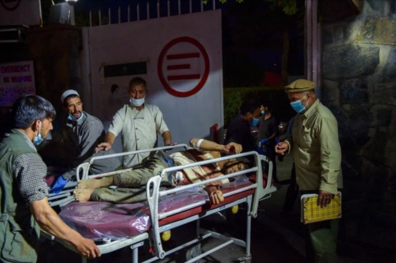 Nổ lớn liên tiếp gần sân bay Kabul, ít nhất 13 người thiệt mạng -0