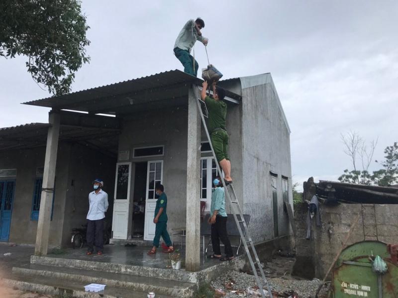 Nhiều vùng ngập sâu, yêu cầu 2 thủy điện ở Thừa Thiên Huế điều tiết nước -0
