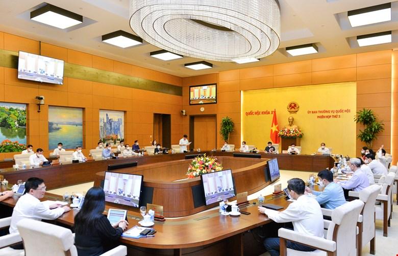 Thảo luận kỹ các phương án tổ chức Kỳ họp thứ hai, Quốc hội khóa XV -0