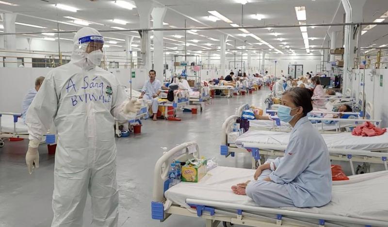 Việt Nam ghi nhận 10.496 ca nhiễm COVID-19 mới, hơn 12,6 nghìn người khỏi bệnh -0