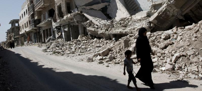 LHQ: Thường dân Syria khốn khổ trong cảnh bị vây hãm -0