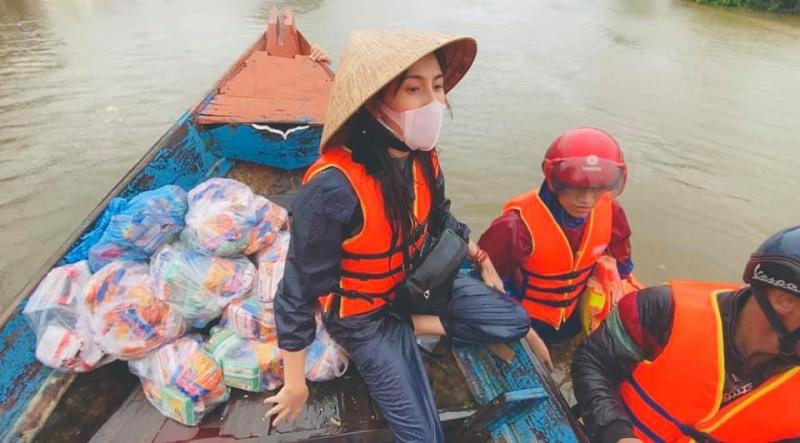 Công an TP Hồ Chí Minh xác minh đơn tố cáo ca sĩ Thủy Tiên - Báo Công an  Nhân dân điện tử