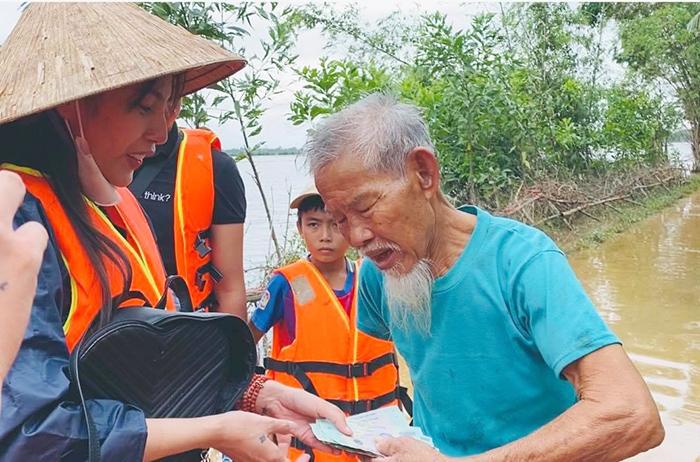 Nghệ An - Hà Tĩnh: Rà soát hoạt động từ thiện của ca sĩ Thủy Tiên - Báo Công an Nhân dân điện tử